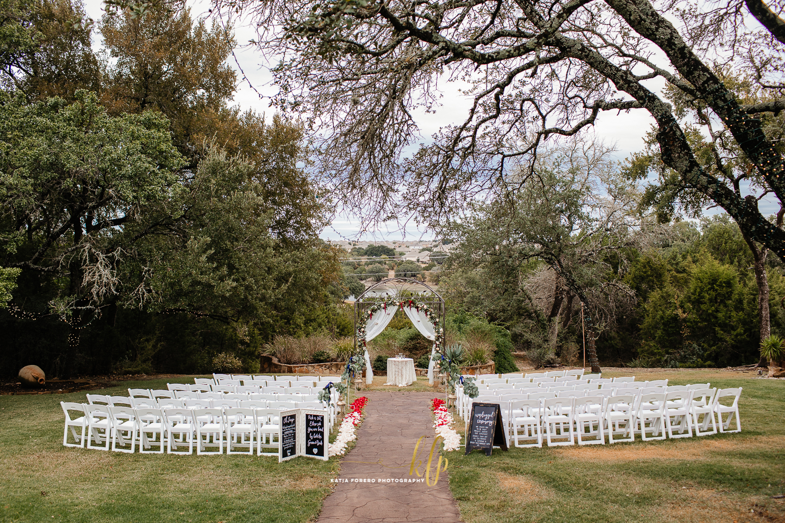 kindred oaks weddings