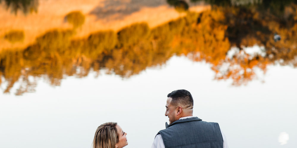 Garey Park Engagement