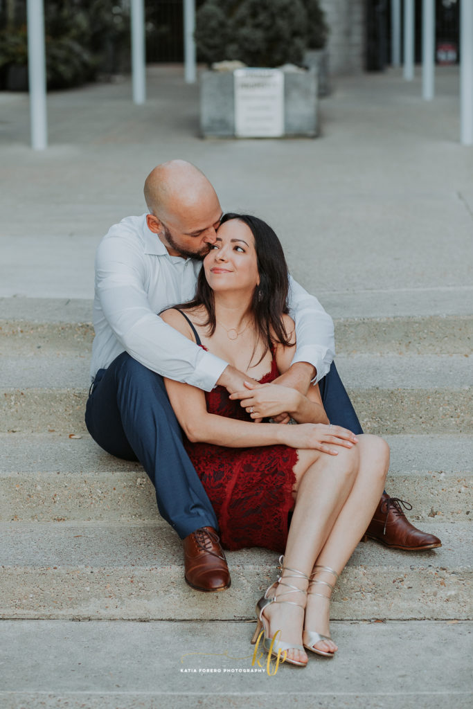 overcast engagement sessions