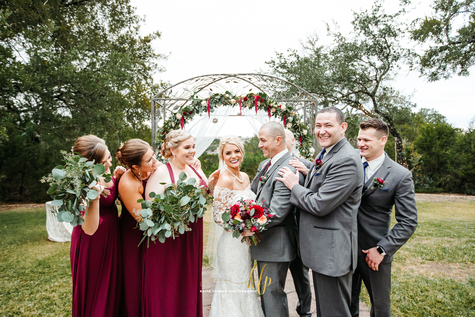 Kindred oaks georgetown wedding