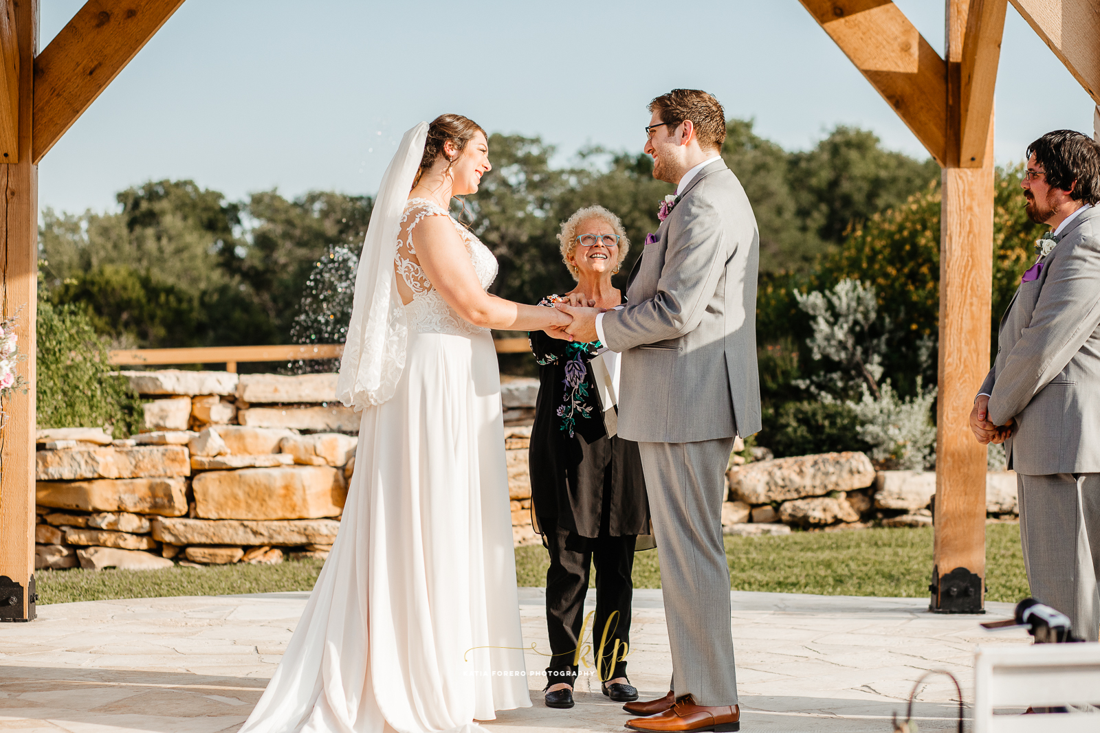 wedding officiants in austin