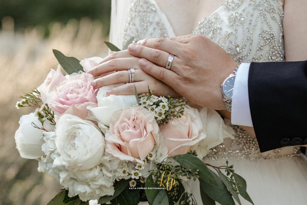garey house wedding rings
