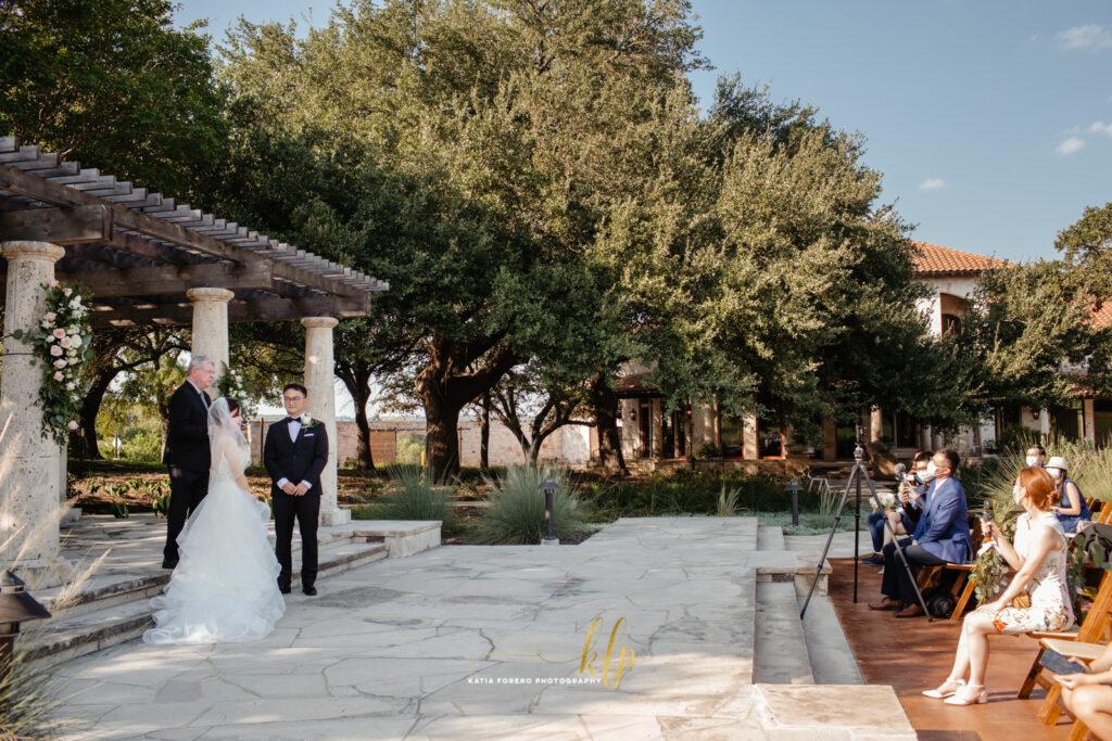 outdoor ceremonies garey house