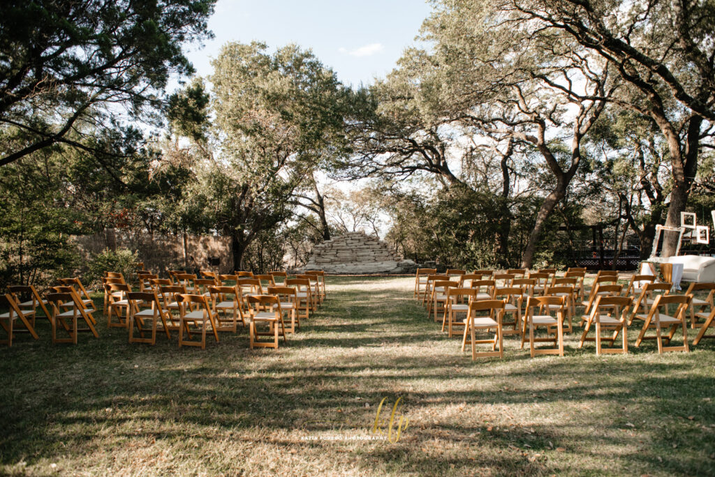 House on the Hill outdoor ceremonies