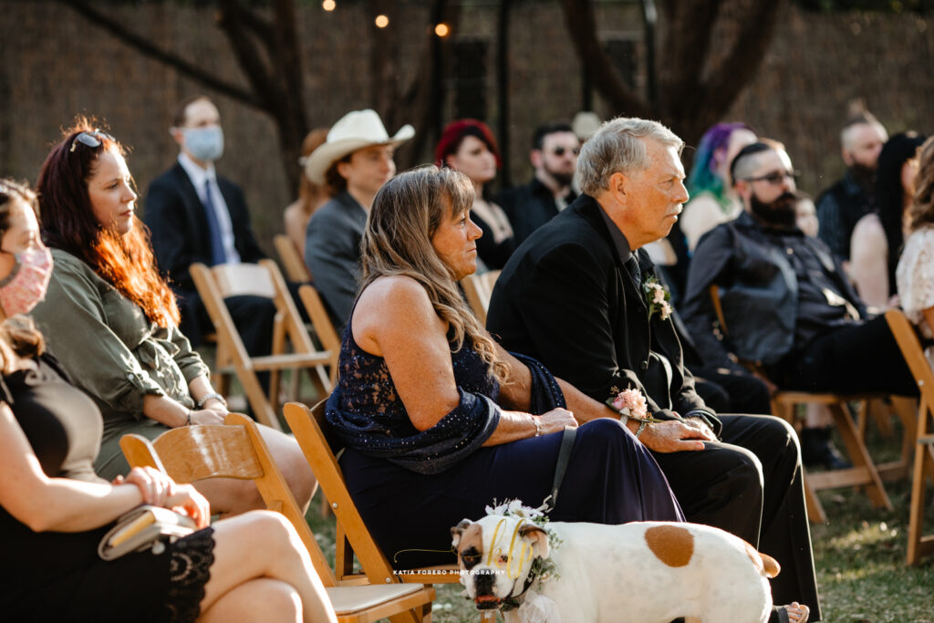 outdoor austin ceremonies in the fall