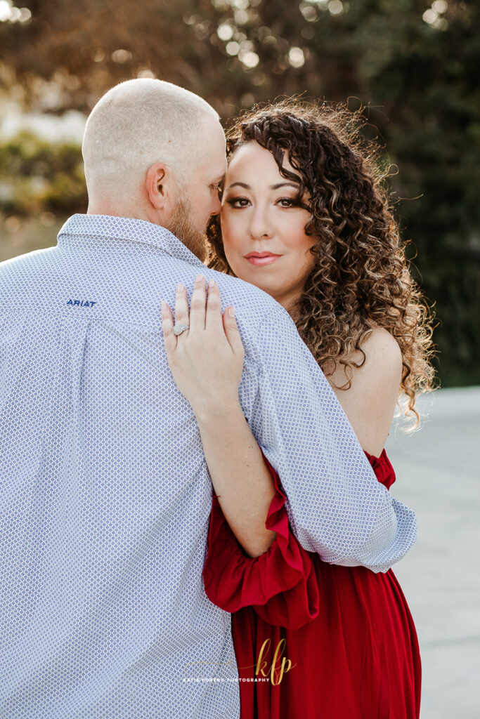 sultry romantic engagement sessions