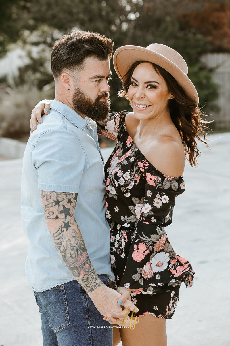 Round Rock Engagement Session
